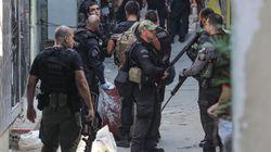 Una operación policial en una favela de Río de Janeiro deja al menos 25