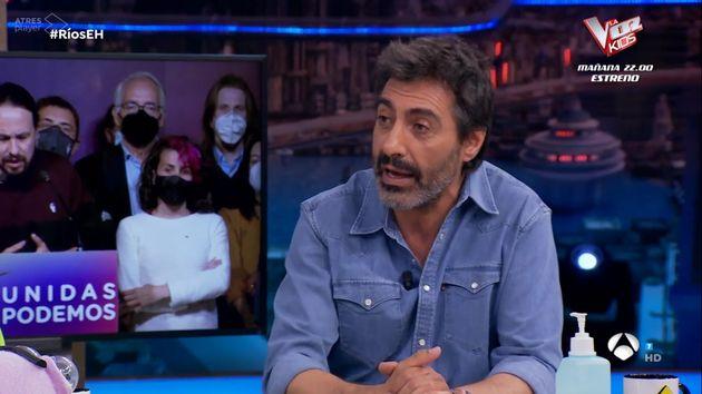 Juan del Val en 'El