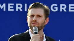 People Are Very Puzzled By Eric Trump's 'Pathetic' Second Gentleman