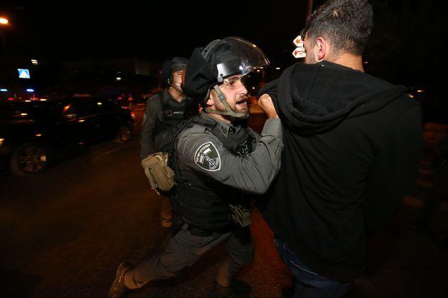 Νέες συγκρούσεις στην Ιερουσαλήμ υπό την απειλή έξωσης Παλαιστινίων υπέρ
