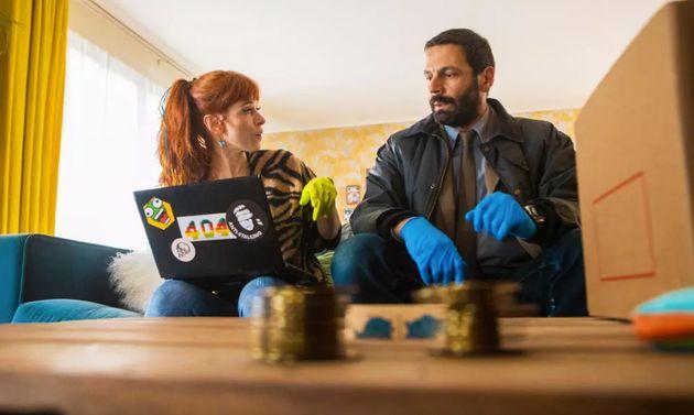 Audrey Fleurot et Mehdi Nebbou, têtes d
