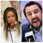 Meloni - Salvini, lite continua su Roma e