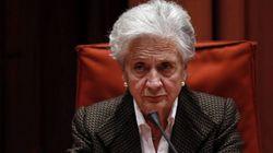 El juez archiva la causa contra Marta Ferrusola debido a su estado de