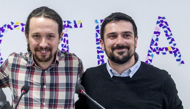 Pablo Iglesias y Ramón