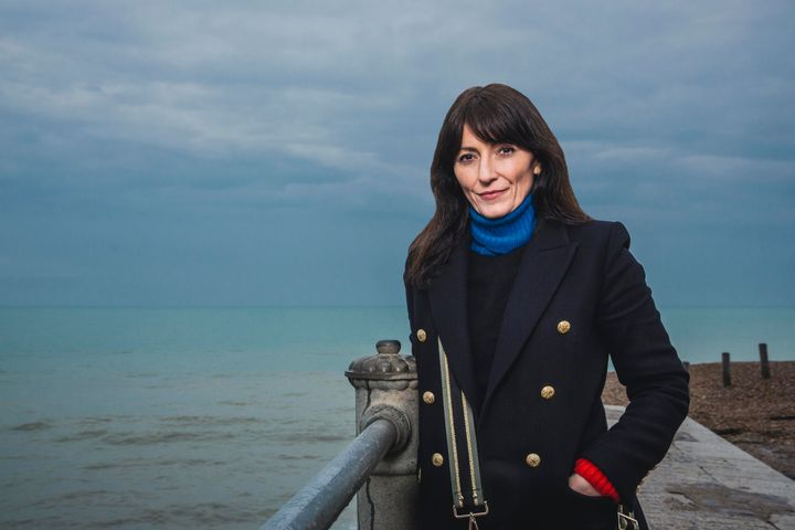 """Davina McCall thought 44 was """"too young"""" for the menopause."""