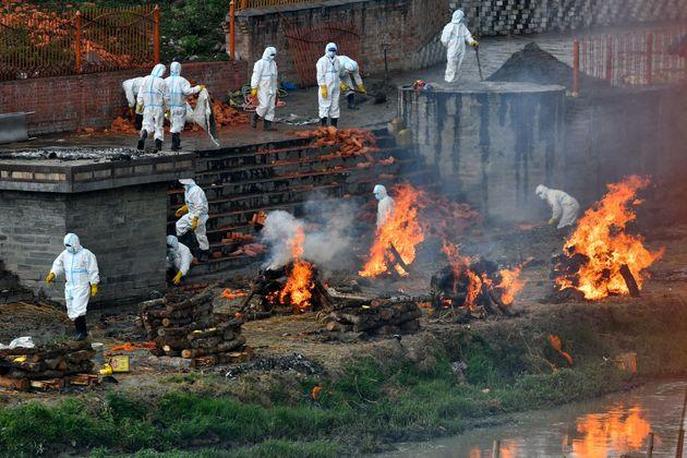 Cremazioni a Kathmandu, 5