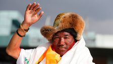 Sherpa Guide Kami Rita Scales Mount Everest For Record 25th Time