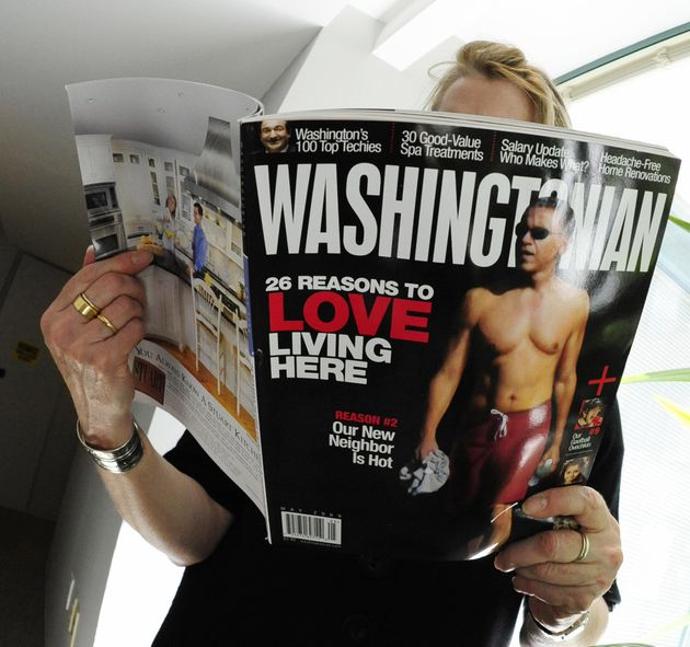 As the staff of Washingtonian magazine attempts to form a union, the CEO is running a full-court press...