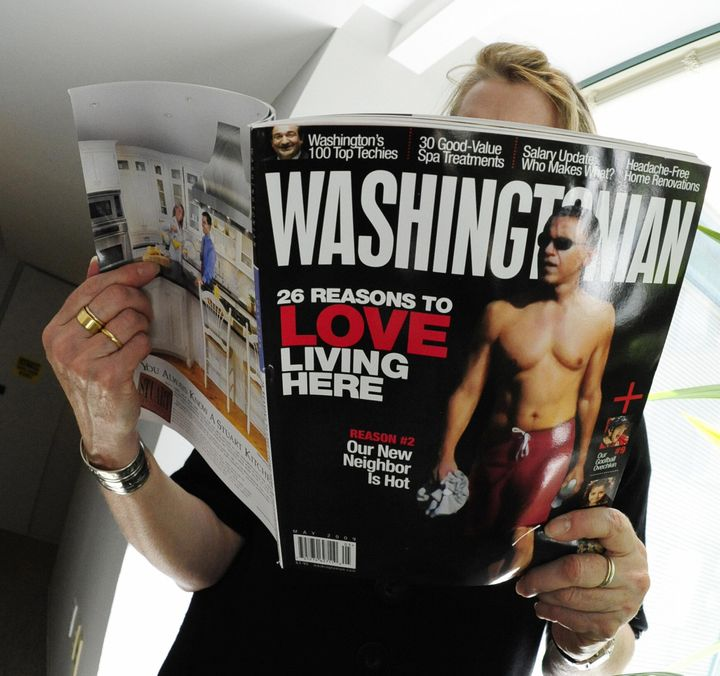 As the staff of Washingtonian magazine attempts to form a union, the CEO is running a full-court press against the effort.
