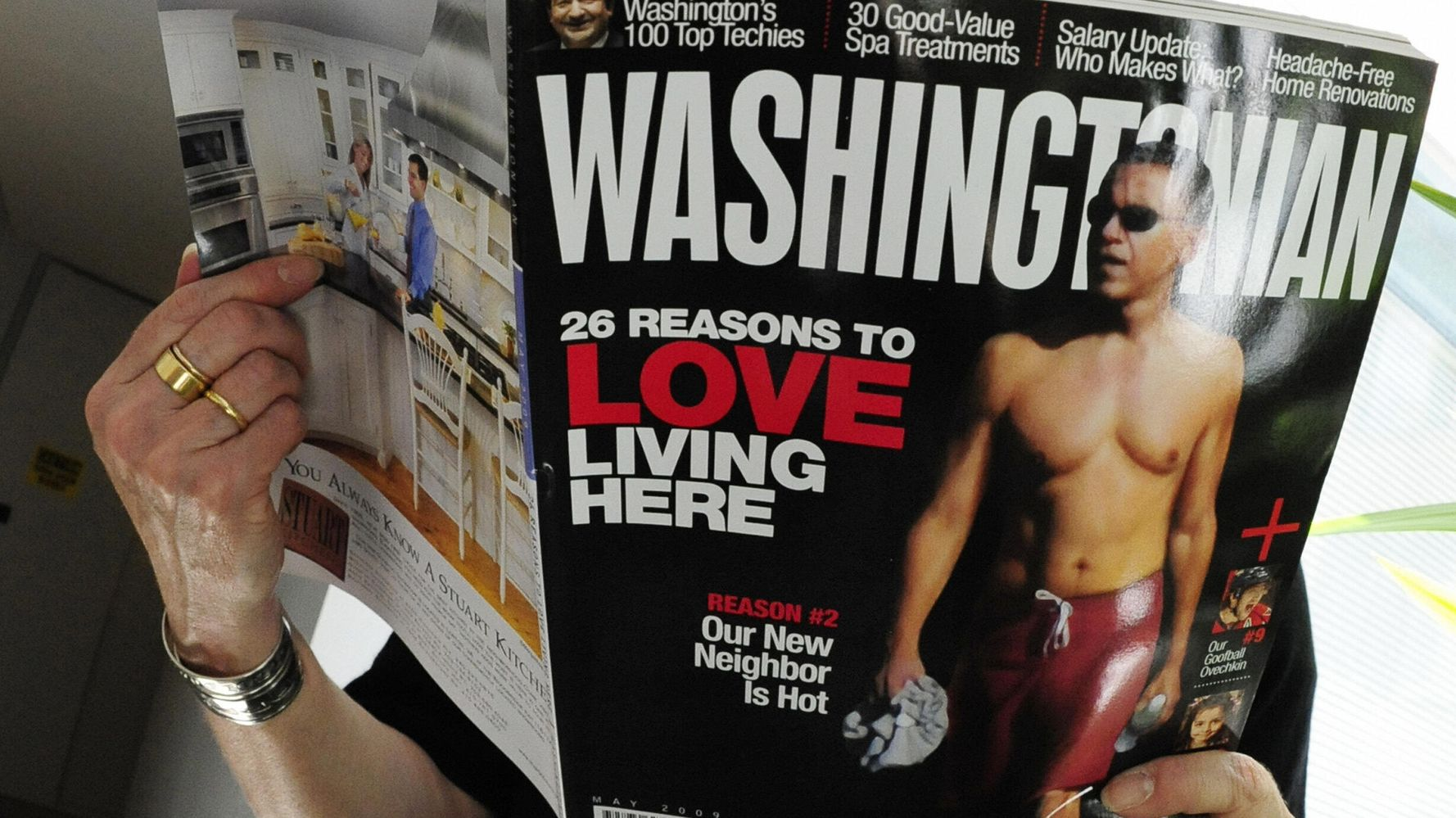 Washingtonian CEO's Ominous Op-Ed Leads To Staff Revolt