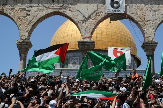 Violenti scontri sulla Spianata Moschee a Gerusalemme, ci sono