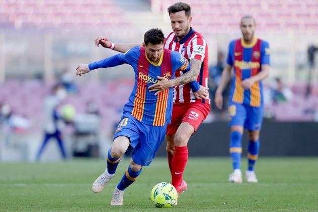 Messi se marcha de