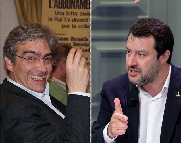 Maurizio Turco e Matteo