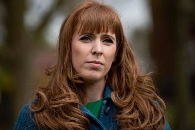 Angela Rayner Sacked As Party Chair And Campaigns Chief By Keir Starmer