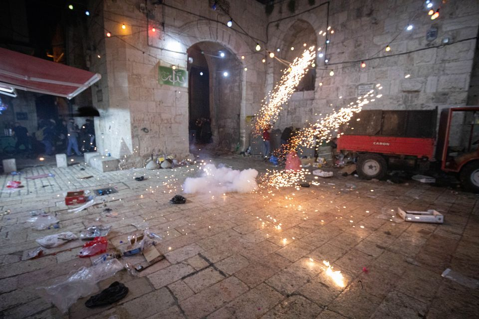 Άγριες νύχτες στην Ιερουσαλήμ - Ωμή καταστολή σε βάρος Παλαιστινίων που αντιδρούν στις
