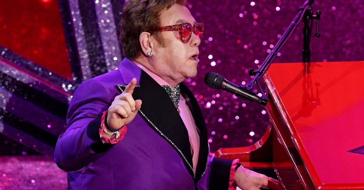 Elton John Reveals The One Song He Can't Wait To Never Sing Again: 'It Was Written As A Joke'