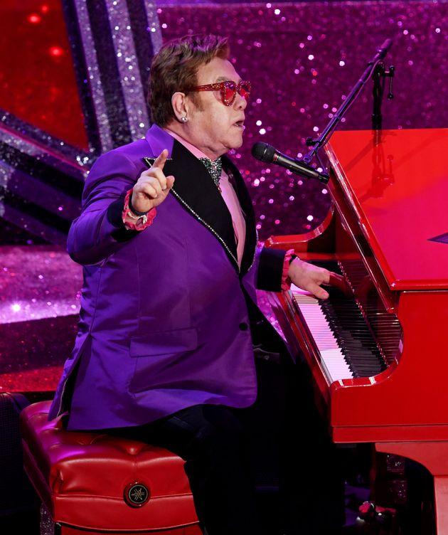 Elton John Can't Wait To Never Sing Crocodile Rock Ever Again: 'It Was Written As A Joke'