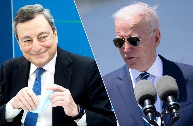 Mario Draghi, Joe