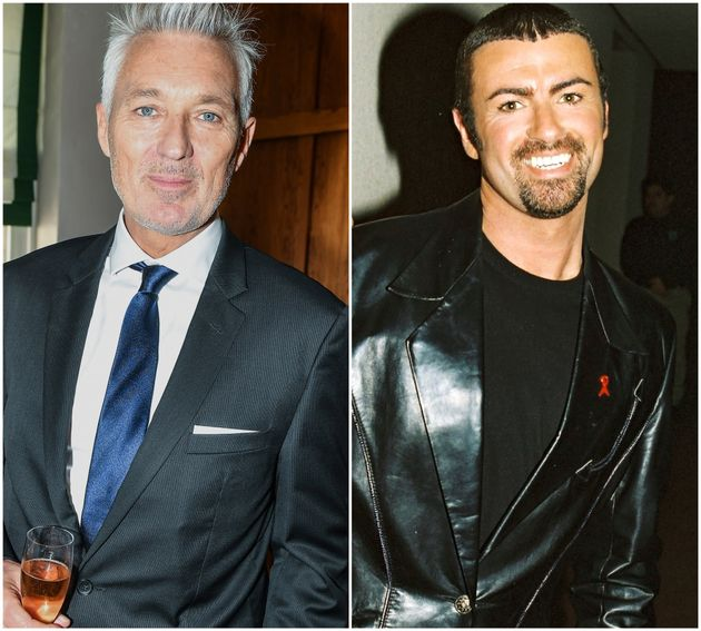 Martin Kemp Reveals George Michael Got Him Job On EastEnders… On One Condition