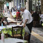 Γεωργιάδης: Αρχές Ιουνίου ανοίγουν και οι εσωτερικοί χώροι καταστημάτων