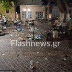 Κορωνοπάρτι βανδάλων στα Χανιά - Άυπνοι κάτοικοι, σκοπιά οι καταστηματάρχες για τις