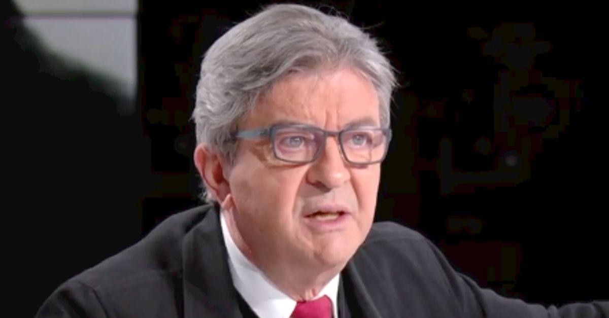 """Mélenchon lance une violente charge contre les Écolos """"menteurs, hypocrites, faux-jetons"""""""