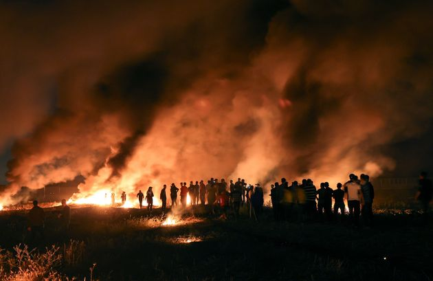 Gerusalemme in fiamme, sulla Spianata delle Moschee oltre 300 feriti in due