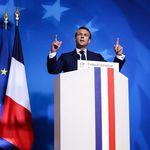 À Strasbourg, Macron détaille les contours de son grand débat pour l'Europe (avec 2022 en