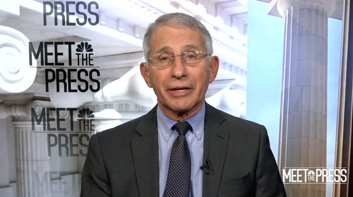 """Dr. Anthony Fauci said he has """"no doubt"""" that the number of COVID-19 deaths in the U.S. has been undercounted."""
