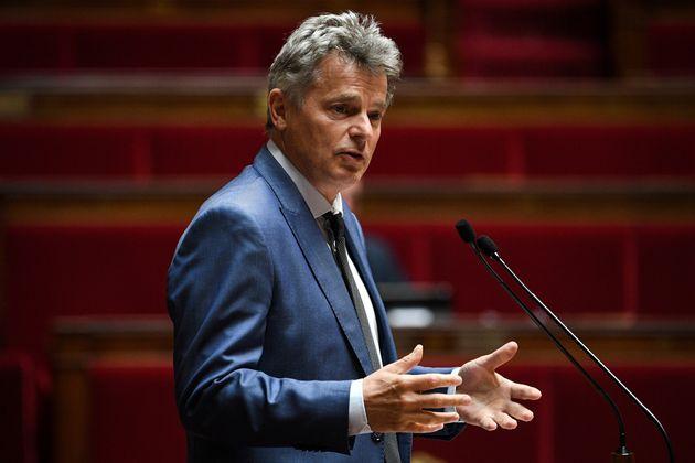 Fabien Roussel (ici à l'Assemblée Nationale le 10 juin 2020) a officiellement été...