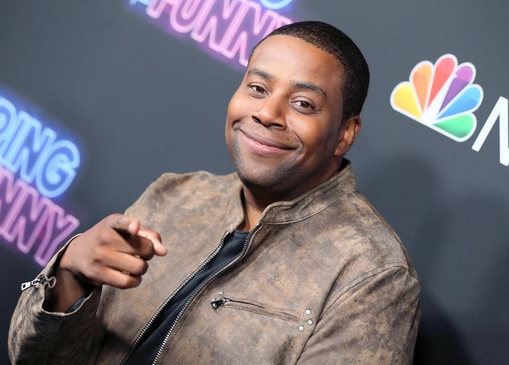 Kenan Thompson became a father in 2014.