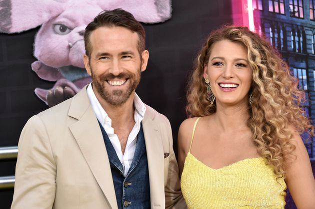 Ryan Reynolds and Blake Lively pictured in