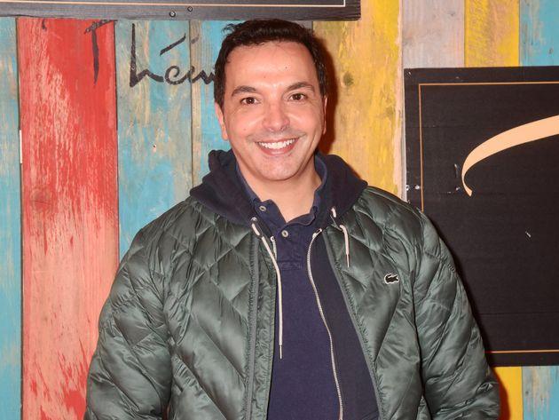 Le danseur Kamel Ouali lors du festival Mondial du Cirque de Demain à Paris, le 2 février