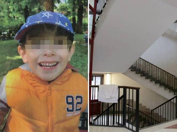 Leonardo, morto precipitando dalle scale a scuola: la maestra condannata a un