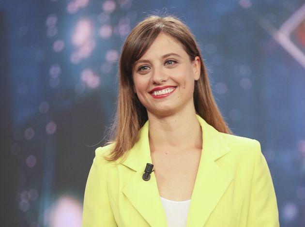 La actriz Michelle