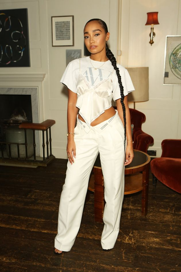 Leigh-Anne Pinnock pictured in