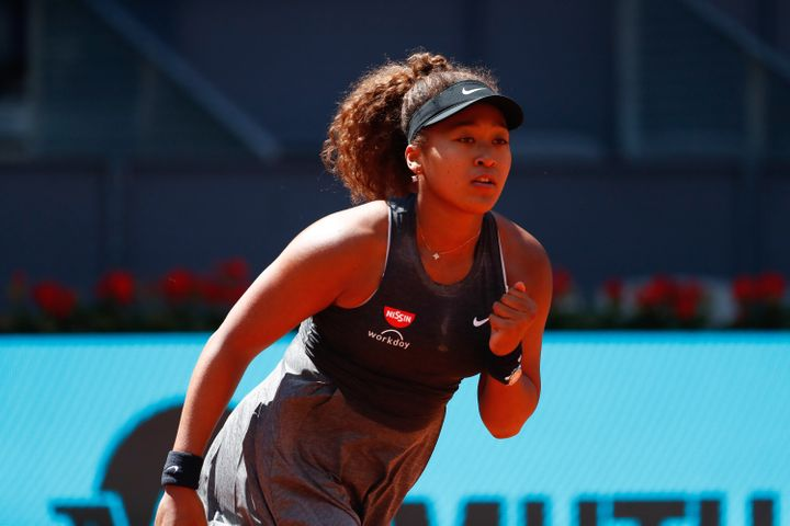 """Naomi Osaka: """"At the end of the day I'm just an athlete and there's a whole pandemic going on."""""""