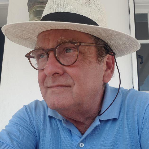 Ο δημοσιογράφος Στέλιος Παρασκευόπουλος