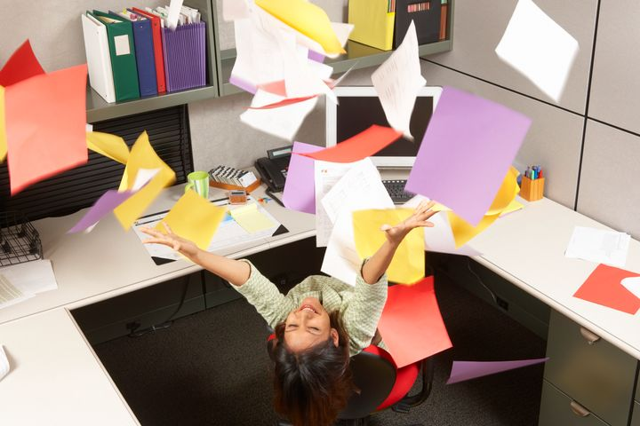 Two weeks of notice is a courtesy to your boss — not a legal requirement.