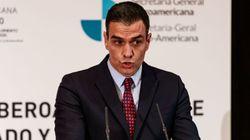 Pedro Sánchez se pronuncia por primera vez tras el 4-M: