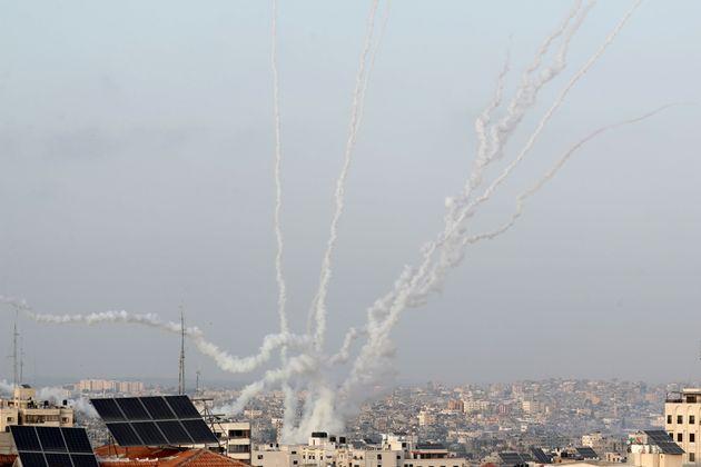 Ιερουσαλήμ: Εκρυθμη κατάσταση με ρουκέτες, εκρήξεις και σειρήνες