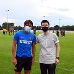 Zhang chiede ai calciatori dell'Inter di rinunciare a due