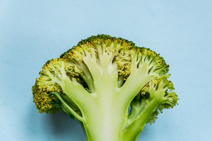 Reheated broccoli loses some of its vitamin C and folate.