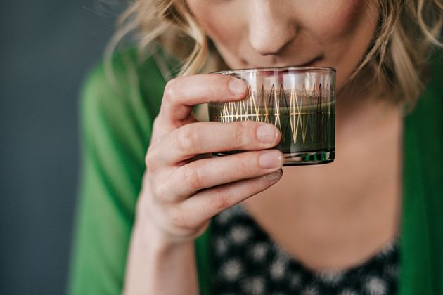 Chlorophyll Water Is All Over TikTok. But Is It Actually Good For You?