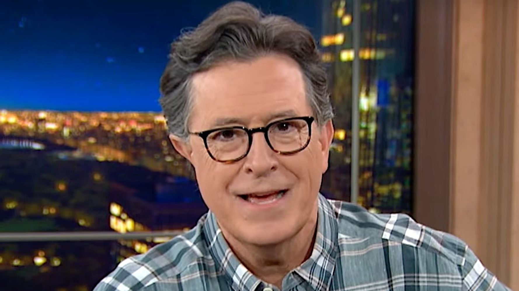 Colbert Shows What Republican 'Losers' Are Really Hoping For In Trump Civil War