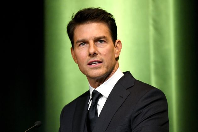 Tom Cruise Hands Back His Golden Globes In Protest Over Lack Of Diversity