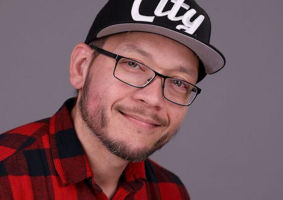 Michael Morales, aka DJ Kue