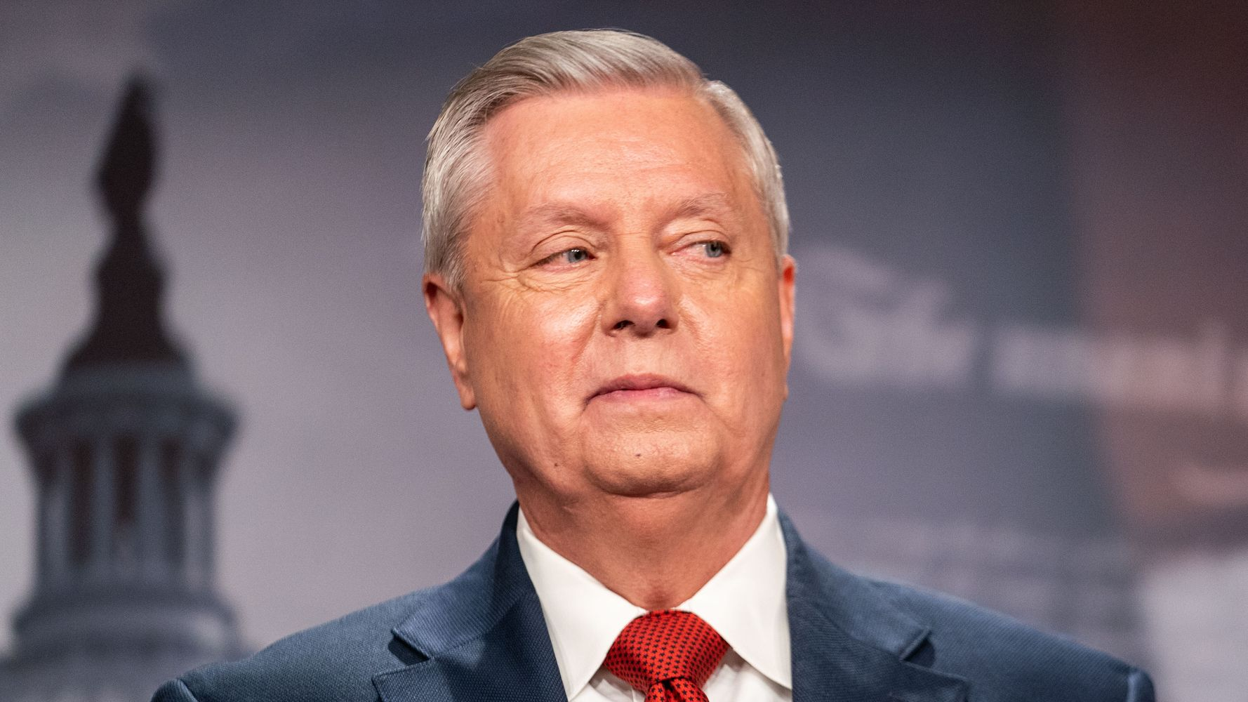 Lindsey Graham: People Trying To Erase Donald Trump Will 'Wind Up Getting Erased'