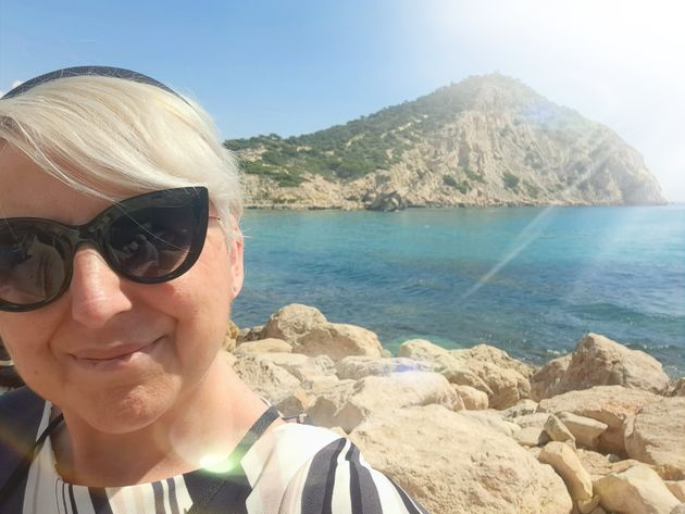Maite Padilla, enferma de fibromialgia, diagnostica en