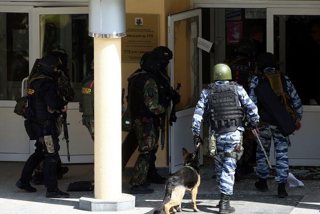 Ένοπλη επίθεση σε σχολείο στη Ρωσία - Παιδιά έπεσαν από τα παράθυρα για να σωθούν και